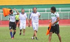 """Giải bóng đá """"Thương về miền Trung"""" quyên góp hơn 125 triệu"""
