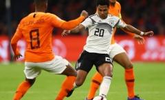 Đức ghi 3 bàn vào lưới Hà Lan, Van Dijk bị so sánh với Lovren