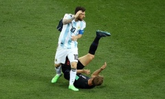 8 khoảnh khắc xấu xí nhất của Messi ở tuyển Argentina (P1)