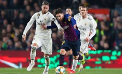 Lionel Messi và lời khen từ 5 trung vệ hàng đầu thế giới
