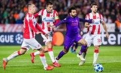 Làm thế nào để Liverpool thất bại với 23 cú dứt điểm và 72% kiểm soát bóng?