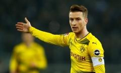 CHÍNH THỨC: Marco Reus trở thành cầu thủ Đức xuất sắc nhất năm 2018