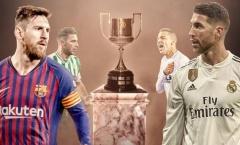 Real Madrid đụng phải đại diện 30 lần vô địch Copa del Rey tại vòng bán kết
