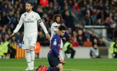 Bị Real thủ hoà, NHM chỉ ra 1 cái tên không còn phù hợp với Barca