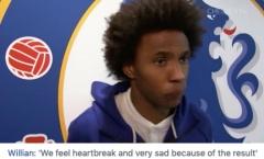 'Chúng tôi rất buồn bã và đau lòng vì điều đó'