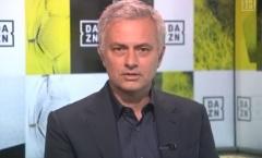 Mourinho: 'Thật may mắn, tôi chưa bao giờ trải qua điều này'