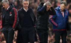 Manchester là màu xanh! Moyes, Van Gaal, Mourinho và Solsa đã thừa nhận