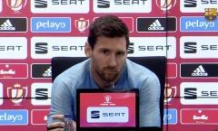 Tự tin thái quá, Messi bị Valencia và đồng đội 'đánh bại' đau đớn!