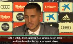 'Tôi không giống 1 Galactico, tôi chỉ là 1 cầu thủ rất tốt'