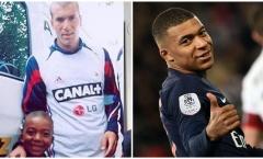 'Tôi nói thợ cắt cho mình kiểu đầu Zidane, và anh bảo tôi bị điên'