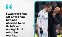 Không buông tha Bale, thuyền trưởng Real Madrid tiếp tục 'xua đuổi'