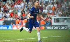 Gạt Sarri qua một bên, Jorginho tuyên bố hùng hồn cùng Chelsea