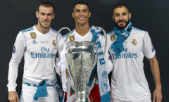 'Bale là tên lửa, CR7 là cỗ máy ghi bàn, còn tôi khiến họ hoạt động'