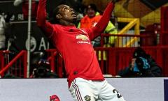 Thăng hoa tột độ cùng Man Utd, Ighalo nói lời đanh thép