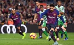 Trước Betis, ở Barca chỉ mỗi Messi biết chơi bóng