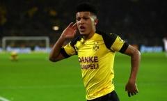Xong, MU nhận tin sốc từ Dortmund cho thương vụ 100 triệu, vỡ mộng 'bom tấn' của Real