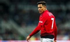 Huyền thoại MU tiết lộ số về tương lai Sanchez, Zidane lập tức chặn đứng thương vụ của Juve