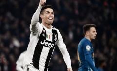2 điều rút ra sau trận Juventus vs Atletico Madrid: Atletico lại 'quỳ gối' dưới chân CR7
