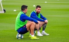 Không quan tâm vị trí số 1 La Liga, đây là thái độ của dàn sao Barca chuẩn bị Champions League