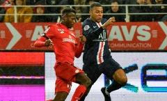 Vẻ mặt tâm trạng của dàn sao PSG ngày nhận cú sốc bất ngờ ở Dijon