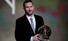 Xứng hay không xứng, Messi đâu vĩ đại nhờ Quả bóng vàng 2019