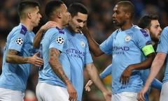 Man City là ứng cử viên số 1 cho danh hiệu Champions League