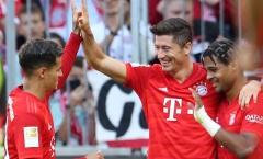 10 bộ ba dẫn đầu danh sách ghi bàn 5 giải đấu hàng đầu châu Âu hiện tại