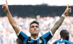 Dòm ngó cái tên không ngờ, Inter tính 'hút máu' Barca trong thương vụ Martinez