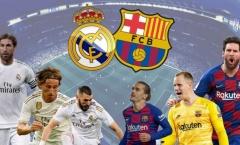 Barca cùng Real đối đầu trong thương vụ chân sút Man City