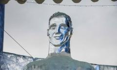 Ronaldo hóa 'ông hoàng băng giá' tại Nga