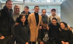 Dybala diện đồ như siêu mẫu ăn mừng ké đại thắng của Juventus