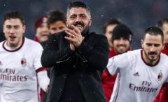 Vào chung kết Coppa Italia, Gattuso khen Montella nức nở