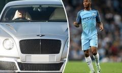 Mùa giải mới khởi tranh, Sterling đã cho các sao Ngoại hạng Anh 'hít khói'