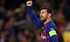 Messi: 'Tôi sẽ chẳng là gì nếu...'
