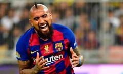 Vì 1 lý do, Arturo Vidal muốn tiếp tục gắn bó với Barcelona