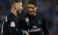 """""""Chúng tôi là Real Madrid, điều gì cũng có thể xảy ra"""""""