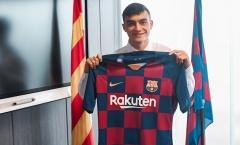 Barca để sao trẻ sang Đức 'du học', không chấp nhận điều khoản mua đứt