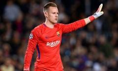 Không chỉ tiền, Ter Stegen còn muốn 1 điều khác để ở lại Barca