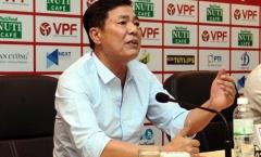 Chửi Phó ban Trọng tài Hiền, Phó chủ tịch VPF Trần Mạnh Hùng xin từ chức