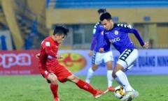 Hà Nội FC mất người trước 'đại chiến' với Hải Phòng