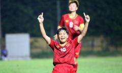 U19 nữ Việt Nam chia điểm đáng tiếc trước U19 nữ Iran