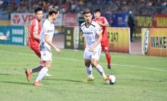 Văn Thanh ghi bàn trở lại, HAGL 'vùi dập' Viettel