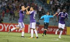 Đánh bại Ceres Negros, Hà Nội FC vào chơi chung kết AFC Cup 2019