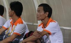 HLV trưởng Nam Định: 'Tôi lên án những hành động quậy phá'