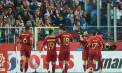 Bồ Đào Nha thắng trong ngày không Ronaldo, Fernando Santos nói gì?