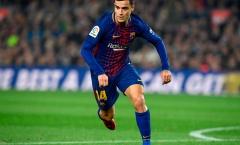 Vì vụ Coutinho, đến lúc này Barca vẫn còn là 'con nợ'