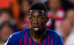 Bán Dembele lúc này, Barca sẽ 'mất trắng' 'Pellegrini'
