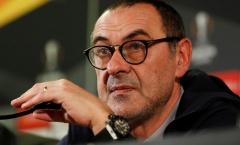 'Sarri sẽ bị sa thải vì quá nhiều lý do'