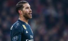 Sốc! Ramos sợ Real thua tới 6 quả trước Barca