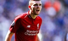 Andy Robertson: 'Liverpool đã không chơi đủ tốt'